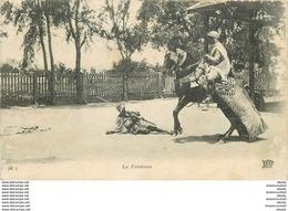 WW Tunisie. La Fantasia 1921 - Tunisia