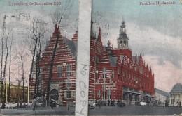 Exposition De Bruxelles 1910 - Pavillon Hollandais - Exhibitions