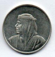 BAHRAIN, 500 Fils, Silver, Year 1968, KM #8 - Bahreïn