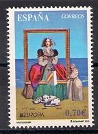 2012 Spanien  Mi. 4688**MNH  Europa: Besuche - Europa-CEPT