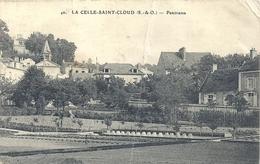 2020 - 04- YVELINES - 78 -LA CELLE SAINT CLOUD - Panorama - La Celle Saint Cloud