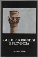 GUIDA PER BRINDISI E PROVINCIA (Puglia) - Toursim & Travels
