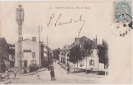 By - Cpa Guéret - Rue De L'Etang - Guéret