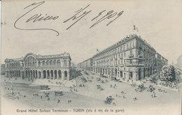 TORINO-HOTEL SUISSE - Bars, Hotels & Restaurants