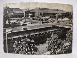 Charleroi. La Sambre Et La Gare - Charleroi