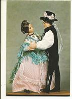 CPSM ,Roumanie, N°0139/78 , Costume Populaire Cjud  ( Caras -Severin) Ed. Publiturist - Roumanie