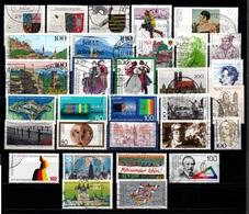 # 1994 Germania Federale - 31 Francobolli Usati - [7] Repubblica Federale