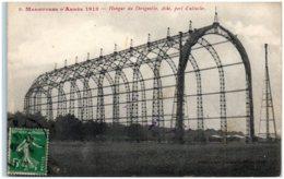 81 ALBI - Hangar Du Dirigeable. Albi Port D'attache - Albi