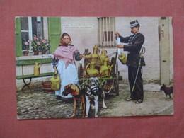 Milk Inspection Brussels Belgium    Ref 3986 - Other