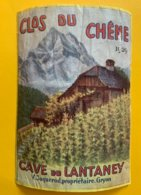 13423 -  Clos Du Chêne 1929 Cave Du Lantanay V,Jaquerod Gryon - Andere
