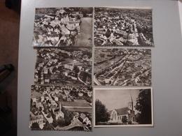 63 SAINT ELOY LES MINES LOT DE 12 CARTES VUE GENERALE EGLISE PUITS SQUARE POSTE CINEMA BARRAGE - Saint Eloy Les Mines
