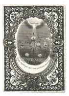 Oud Doodsprentje Monsieur B. Landrien Ronse Brussel 1863 - Andachtsbilder
