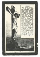 Oud Doodsprentje Barbara Maria Goethuis Messelbroek 1807-1888 - Andachtsbilder