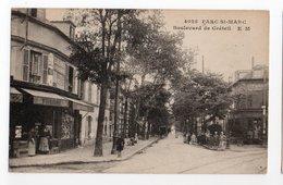 SAINT MAUR * VAL DE MARNE *  PARC Coquille ST MARC * BOULEVARD CRETEIL * Maison ALFRED MARIE * Pub MENIER/DUBONNET/KUB - Saint Maur Des Fosses