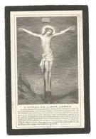 Oud Doodsprentje Josepus Jans Messelbroek 1829-1886 - Andachtsbilder