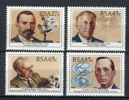 RSA 1991. Yvert 742-45 ** MNH. - South Africa (1961-...)