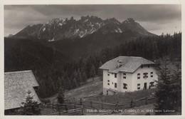 LATEMAR-ALPE CISGOLO-BOZEN-BOLZANO-CARTOLINA VERA FOTOGRAFIA NON VIAGGIATA-ANNO 1948-1955 - Bolzano (Bozen)