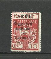 Fiume , ARBE 1920 - Mi. 21 II , MNH - 8. WW I Occupation