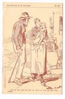 CPA. Illustrateur B.Gautier. Les Paysans. (Bt*A*.063). - Autres Illustrateurs