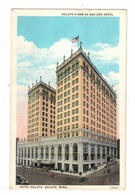 Duluth, Minnesota, USA, Hotel Duluth, Duluth's New $2,400,00 Hotel, Old White Border Postcard - Duluth