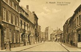 PK Hasselt Porte De Curange Curingerpoort.. - Hasselt