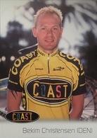 Postcard Bekim Christensen -  Coast  - 2002 - Wielrennen