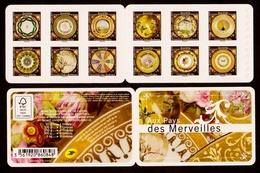 """2019  Carnet AA  N° """"Au Pays Des Merveilles""""  Neuf**  (faciale: 11.64€) - Carnets"""