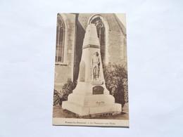 FRASNES LEZ BUISSENAL Le Monument Aux Morts - Frankreich