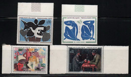 France Série YT 1319/1322 Nsch** Mnh Cote 12€ - Ungebraucht