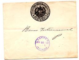 Lettre (25.06.1888) Direcio Correos Presidente Guatemala - Guatemala