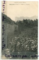 - SAILLANS  - ( Drôme ), Vallée De Gourdon, Collection De Diois Illustré, Peu Courante, Non écrite, TTBE, Scans. - France