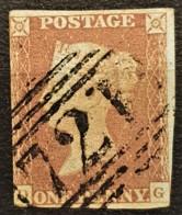 GREAT BRITAIN 1841 - Canceled - Sc# 3 - 1d - Gebraucht