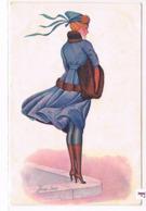 CPA. Illustrateur Xavier Sager. Fourrures Et Peaux De Luxe. (Bt*A*.067). - Sager, Xavier