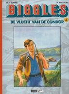 3. Biggles De Vlucht Van De Condor Heritage W.E Johns P.williams - Biggles Heritage