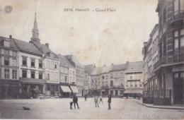 Hasselt Grand'Place Circulée En 1919 - Hasselt