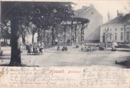 Hasselt Boulevard Circulée En 190? - Hasselt