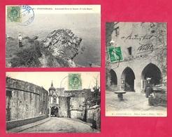 CPA Tarjeta Postal FONTARABIE FUENTERRABIA Pais Vasco (Lot De 3) Espagne Spain Espana - Spanien