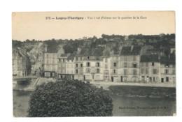 Lagny Thorigny - Vue à Vol D'oiseau Sur Le Quartier De La Gare - 491 - Lagny Sur Marne