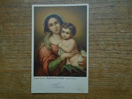 "Allemagne , Leipziger Muséum , Madonna M.d. Kinde "" Esteban Murillo - Leipzig"