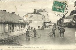 MOURMELON LE GRAND  -- La Poste                                      -- L L 12 - Mourmelon Le Grand
