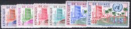 Guinea 1959 UNO Unmounted Mint. - Guinea (1958-...)