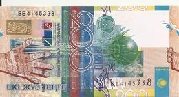 KAZAKHSTAN 200 TENGE 2006 UNC P 28 - Kazakhstan