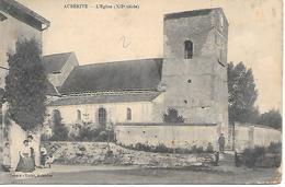 51   Aubérive      Place De L'église - France
