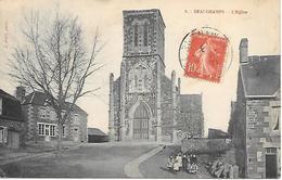 45    Beauchamps      Place De L'église - Autres Communes