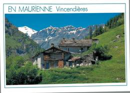 Les Vincendieres Hameau De Bessans Dans La Vallée D'averole   CPM Ou CPSM - Francia