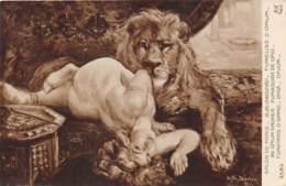 """ILLUSTRATEUR - G. BLONDEAU - """"FUMEUSE D'OPIUM"""" - FEMME - NU FEMININ - SALON DE PARIS - Illustrateurs & Photographes"""