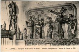 41thom 1713 CPA - LAVAL - CHAPELLE NOTRE DAME DE PRITZ - Laval