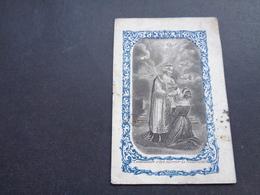 Devotieprentje ( 1473 )  Image Pieuse Religieuse - Images Religieuses
