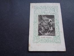 Devotieprentje ( 1476 )  Image Pieuse Religieuse - Images Religieuses