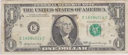 Etats-Unis D'Amérique - Billet De 1 Dollar - George Washington - Richmond E - 1969 - Bilglietti Della Riserva Federale (1928-...)